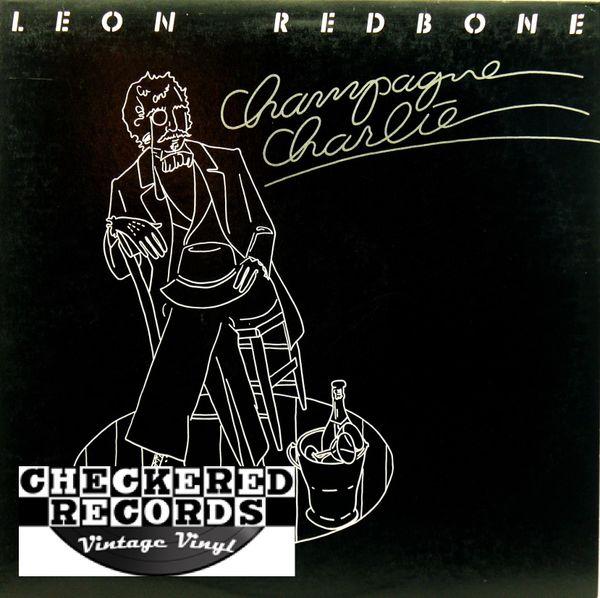 Leon Redbone Champagne Charlie First Year Pressing 1978 US Warner Bros BSK 3165 Vintage Vinyl Record Album