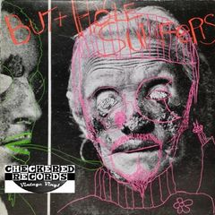 Butthole Surfers Psychic Powerless Another Man's Sac First Year Pressing 1984 US Touch And Go T & GLP#5 Vintage Vinyl Record Album