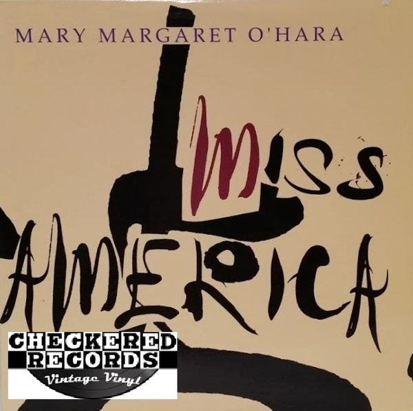 Mary Margaret O'Hara Miss America First Year Pressing 1988 US Virgin ‎7 91274-1 Vintage Vinyl Record Album