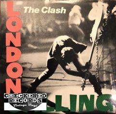 The Clash London Calling 1981 US Epic E2 36328 Vintage Vinyl Record Album