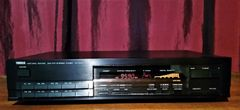 Vintage 1989 Yamaha Natural Sound AM/FM Stereo Tuner TX-530