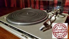 Vintage Technics SL-BD2 Turntable