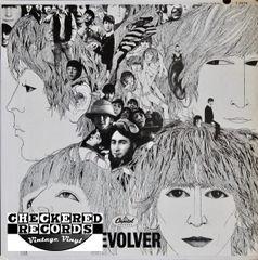 The Beatles Revolver MONO First Year Pressing US Capitol T 2576 Vintage Vinyl Record Album