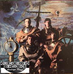 XTC Black Sea First Year Pressing 1980 Canada Virgin VL-2203 Vintage Vinyl Record Album