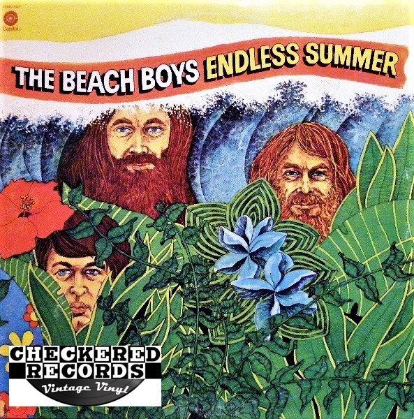The Beach Boys Endless Summer First Year Pressing 1974 US Capitol Records SVBB-11307 Vintage Vinyl Record Album