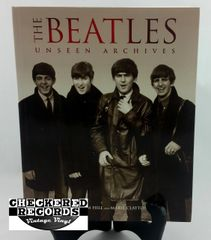 Vintage 2002 First Edition The Beatles Unseen Archives Tim Hill and Marie Clayton Parragon Publishing Softcover Book