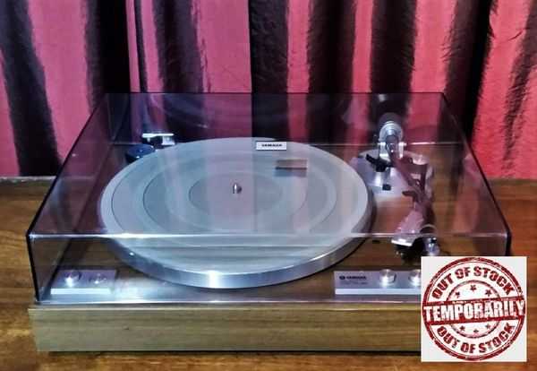Vintage Yamaha YP-B4 Fully-Automatic Stereo Turntable