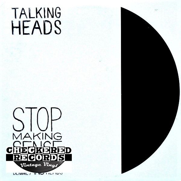 Talking Heads Stop Making Sense Limited Edition First Year Pressing 1984 US Vintage Vinyl Record Album