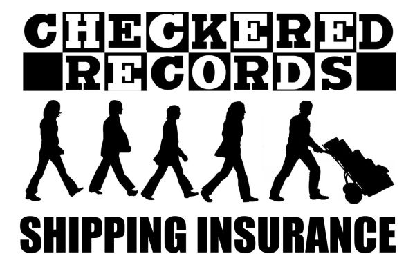 Checkered Records Guaranteed Safe Delivery