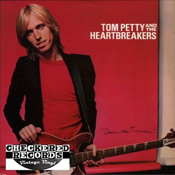 Vintage Tom Petty And The Heartbreakers Damn The Torpedoes First Year Pressing 1979 US MCA Records MCA-1486 Vintage Vinyl LP Record Album
