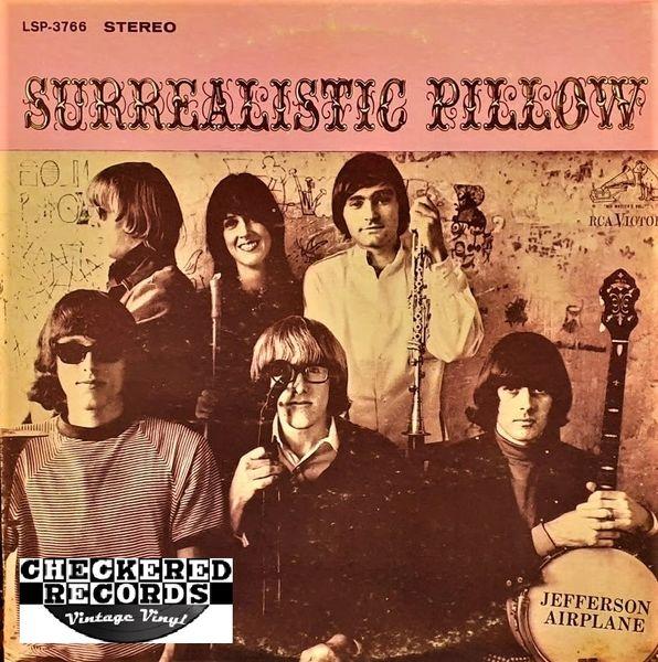 Jefferson Airplane Surrealistic Pillow 1969 US RCA LSP 3766 Vintage Vinyl Record Album