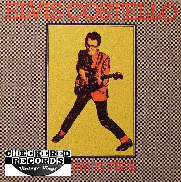 Elvis Costello My Aim Is True 1978 US Columbia JC 35037 Vintage Vinyl Record Album