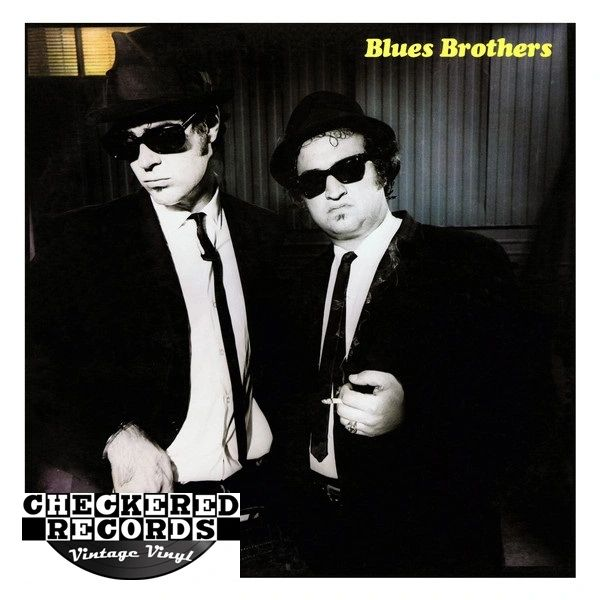 Blues Brothers Briefcase Full Of Blues First Year Pressing 1978 US Atlantic SD 19217 Vintage Vinyl Record Album