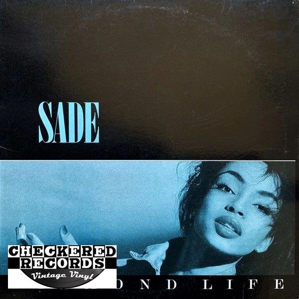 Sade Diamond Life Gatefold Version First Year Pressing 1984 US Portrait BFR 39581 Vintage Vinyl Record Album