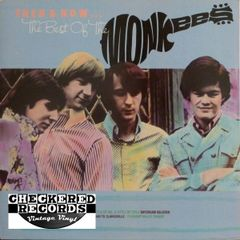 Vintage The Monkees Then & Now The Best Of The Monkees First Year Pressing 1986 US Arista AL9-8432