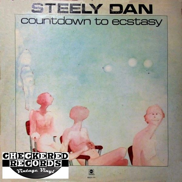 Steely Dan Countdown To Ecstasy 1974 US ABC Records ABCX-779 Vintage Vinyl Record Album