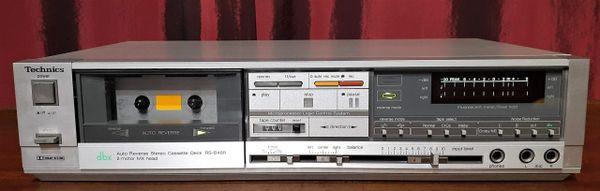 Technics RS-B48R Stereo Cassette Tape Deck
