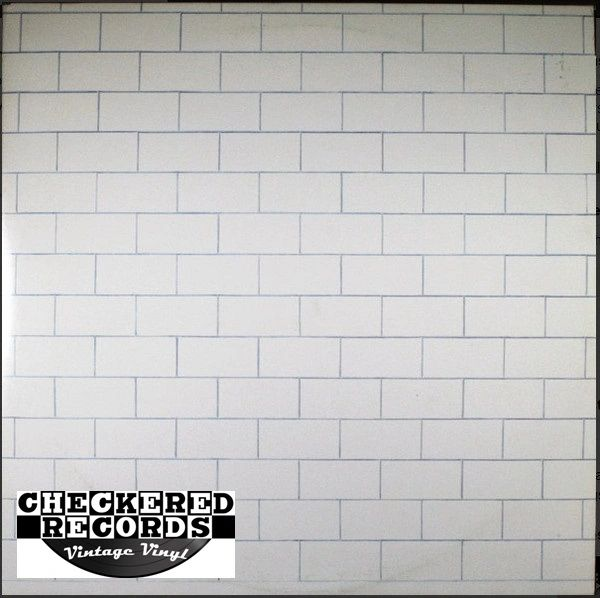 Pink Floyd The Wall First Year Pressing 1979 US Columbia PC2 36183 Vintage Vinyl Record Album