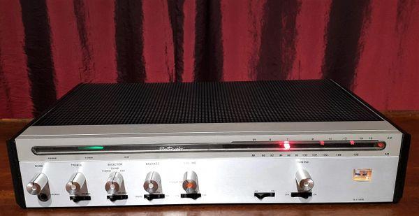 Electro-Voice Model E-V 1278 Stereo Receiver