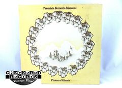 Vintage Premiata Forneria Marconi PFM Photos Of Ghosts First Year Pressing Manticore Records MC 66668 1973 NM- Vintage Vinyl LP Record Album