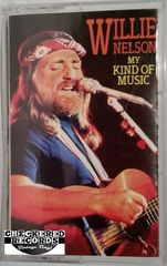 Vintage Willie Nelson My Kind Of Music 1991 US RCA/BMG Records DPK1-0983 Cassette Tape
