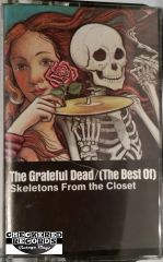 Vintage Grateful Dead (The Best Of) Skeletons From The Closet 1988 US Warner Bros. Records L5W 2764 Cassette Tape