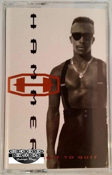 Vintage MC Hammer Hammer Too Legit To Quit 1991 US Capitol Records C4-98151 Cassette Tape