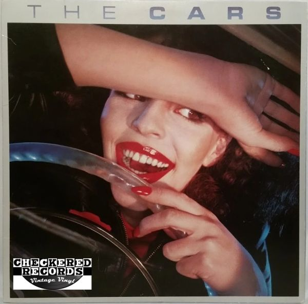 The Cars ‎The Cars First Year Pressing 1978 US Elektra 6E-135 Vintage Vinyl Record Album