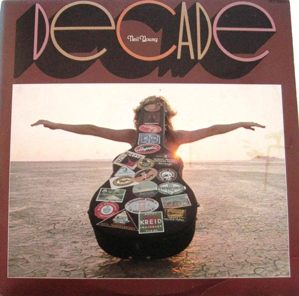 Neil Young ‎Decade First Year Pressing 1977 US Reprise Records 3RS 2257 Vintage Vinyl Record Album