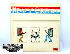 Vintage Cream Heavy Cream First Year Pressing Polydor PD 3502 1972 NM- Vintage Vinyl LP Record Album