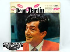 Vintage Dean Martin You Can't Love 'Em All First Year Pressing Pickwick/33 PC-3057 1967 NM- Vintage Vinyl LP Record Album