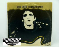 Vintage Lou Reed Transformer First Year Pressing RCA LSP-4807 1972 NM- Vintage Vinyl LP Record Album