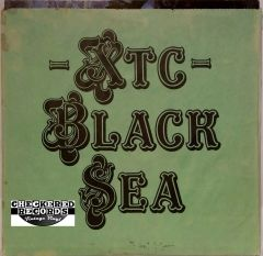 Vintage XTC ‎Black Sea First Year Pressing 1980 US Virgin VR-1-1000 Vintage Vinyl LP Record Album