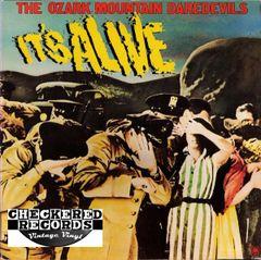 Vintage The Ozark Mountain Daredevils It's Alive First Year Pressing 1978 US A&M Records SP-6006 Vintage Vinyl LP Record Album