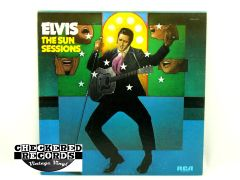 Vintage Elvis Presley Elvis The Sun Sessions RCA APM1-1675 1976 NM Vintage Vinyl LP Record Album