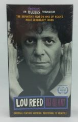 Vintage Unopened Lou Reed ‎Rock And Roll Heart 1998 US WinStar Home Entertainment VHS Video Cassette Tape