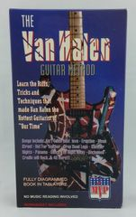Vintage 1994 MVP Music Video Products The Van Halen Guitar Method With Curt Mitchell MVP-VH1 VHS Video Cassette Tape