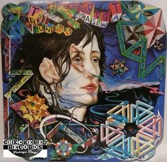 Vintage Todd Rundgren ‎A Wizard, A True Star First Year Pressing With Patti Smith Band Aid Poem Insert 1973 US Bearsville ‎BR 2133 Vintage Vinyl LP Record Album