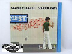 Vintage Stanley Clarke School Days Nemperor NE 900 1976 NM Vintage Vinyl LP Record Album