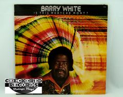 Vintage Barry White Is This Whatcha Wont? 20th Century Records T-516 1976 NM Vintage Vinyl LP Record Album