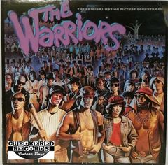 Vintage The Warriors The Original Motion Picture Soundtrack First Year Pressing US 1979 A&M Records ‎SP-4761 Vintage Vinyl LP Record Album