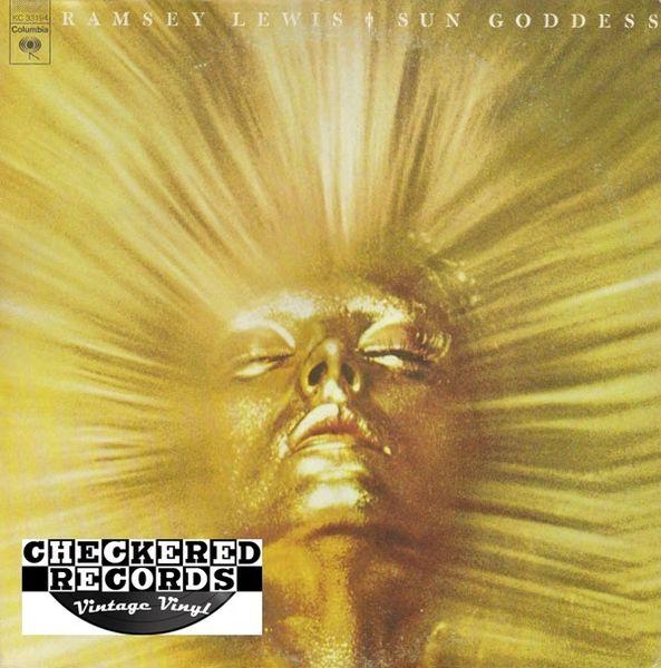 Ramsey Lewis Sun Goddess First Year Pressing 1974 US Columbia KC 33194 Vintage Vinyl LP Record Album Vinyl