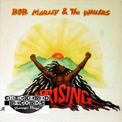 Vintage Bob Marley & The Wailers Uprising 1981 US Island Records ILPS 9596 Vintage Vinyl LP Record Album