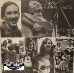 Vintage Fraser & deBolt With Pleasure First Year Pressing 1973 US Columbia KC 32130 Vintage Vinyl LP Record Album