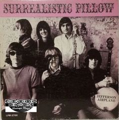 Vintage Jefferson Airplane ‎Surrealistic Pillow First Year Pressing Mono 1967 US RCA Victor ‎LPM 3766 Vinyl LP Record Album
