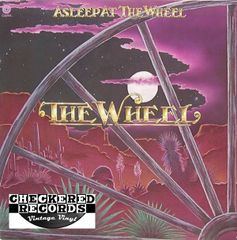 Vintage Asleep At The Wheel The Wheel First Year Pressing 1977 US Capitol Records ST-11620 Vinyl LP Record Album