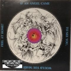 Vintage Black Oak Arkansas If An Angel Came To See You, Would You Make Her Feel At Home? First Year Pressing 1972 US ATCO Records SD 7008 Vinyl LP Record Album