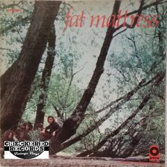 Vintage Fat Mattress ‎Fat Mattress First Year Pressing 1969 US ATCO Records SD 33-309 Vinyl LP Record Album