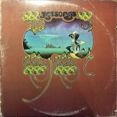 Vintage Yes ‎Yessongs First Year Pressing 1973 US Atlantic SD 3-100 Vinyl LP Record Album