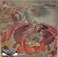 Vintage Jade Warrior ‎Last Autumn's Dream First Year Pressing 1972 US Vertigo ‎VEL-1012 Vinyl LP Record Album
